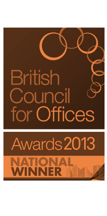 British Council for Offices Awards 2013