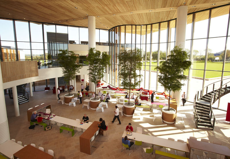 2012 - Bristol & Bath Science Park