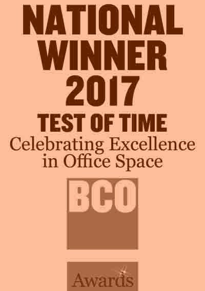 British Council for Offices Award 2017