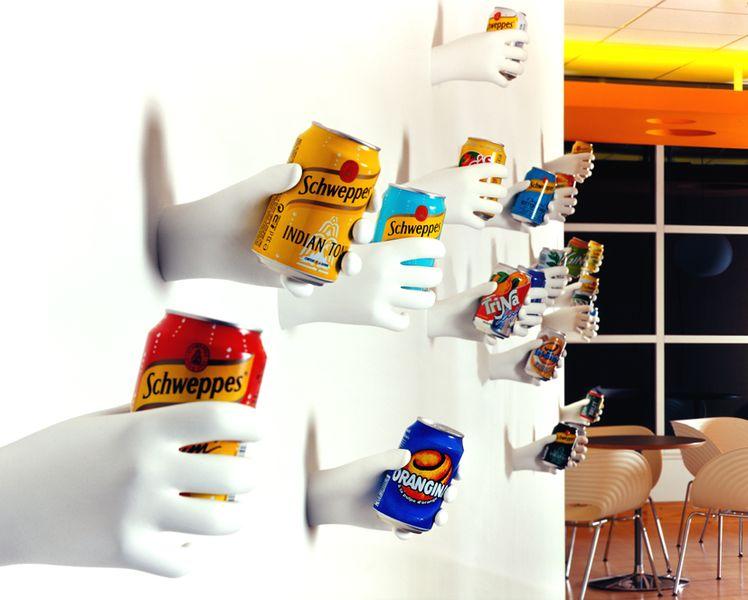 2001 - Cadbury Schweppes European Beverages